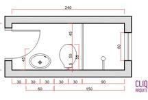 banyo ölçü tasarım