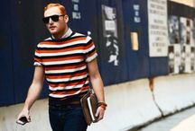 Redhead Ginger / Enjoy the curated collection of inspired fashion from redhead and ginger men from Famous Outfits! Included are a variety of great looks for redheads.
