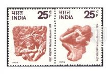 Stamps of Independent India- Setenant / Story behind the stamps of Independent India- Setenant