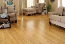 Bamboo, Cork & Wood Floors / Sustainable Flooring Material