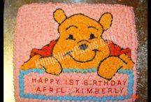 Kimgeloey Cakes / Cakes I've done since 2004