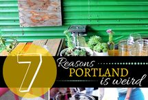 portland / by Careese Peters