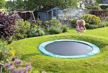 Garden play ares