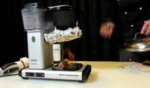 cooking with coffeemaker