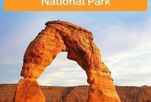 Národní parky na západě USA