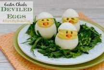 Easter dinner favorites