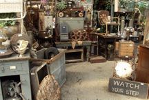 """junkin' / going junkin' dumpster diving, one mans treasure is , """"well you know the rest"""" / by Lisa Segura"""