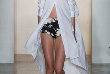 Mode - desiderata ss 2015 / kakhis ... FLOWERS ..... LACE & transparencies .... WHITE .... FRINGES !