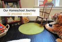 Homeschool / Craft and hands-on activities for ages 2-3.  / by Jordan Jenks