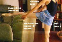 Flexibility/Strength for dance