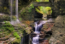 Waterfalls / by Beth Parrish