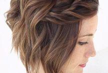Uppsatt hår