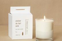 Candle & perfume