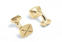Cufflinks / Discover unique Cufflinks with special stories from independent designers around the world, found and curated by Boticca to bring you the best selection of Male Accessories. / by Boticca