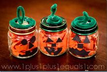 Crafts: baby jar crafts / by Danielle {Snippets of Inspiration}
