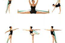 Balet cvicenie