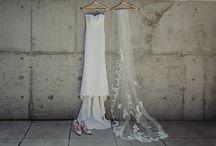 Industrial+Vintage Wedding at Caffino