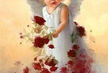 Angeles / Angels / Me encantan los ángeles, son seres bellos, celestiales! / by Diana De Zapet