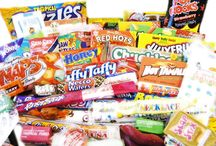 Candy Through the Decades / Retro Candy Through the Decades. Tasty candy and gifts of popular candy from each decade from the 1940's to the 1990's.