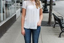 Stitch fix / What I would love to wear