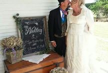 """Brides in McKechnie Gowns / Because nothing says: """"Beautiful"""" than a bespoke McKechnie wedding gown. Every one is made with love for your most special occasion."""