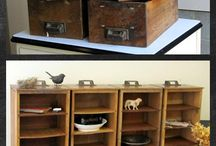 Drawer projects