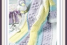 Knitting and Crochet / Knitting patterns and crochet patterns