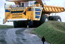 heavy duty vehicles/Machines
