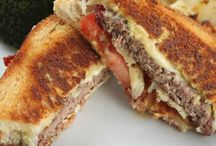 Sandwiches, burritos, wraps and more / by Shantila McG