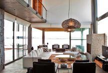 Interior Moderno / Living