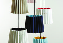 'LANE' Collaboration - Twin Tone Lampshade / Little Greene collaborates on a range of limited edition lampshades from interior design brand, Lane