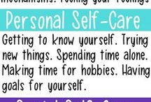 Self-Care for Moms / Moms take care of everyone else, but we've got to take care of ourselves too. self-care for moms | mom time | me time | tips for beating stress | tips for overwhelmed moms | 5 minutes for mom | how to relax for moms | self care activities | how to make time for yourself | how to unwind | stress-busting tips for moms | tips for mom life
