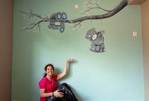festett falak