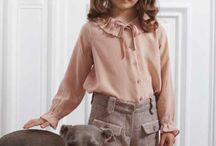 Fashion for Olivia & Carsen
