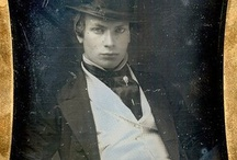 my daguerreotype boyfriend: not all are dags. / Hotness transcends time...
