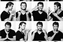 ・Chris Hemsworth・