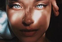 •Eyes•
