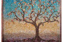 agac mozaik