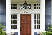 Adding Character to a House / by Michelle Angle