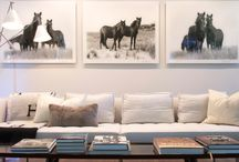 picture wall / by Janice Swann