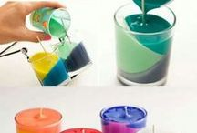 Diy Sented Candles