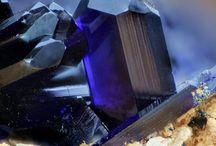 Rock's crystals