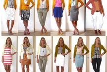 Outfits / by Dieadra Florence