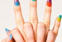 Make up and nail art