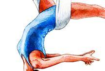 yoga hammock