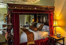 Incredible Castle Hotels / Castles that are used as hotels in the UK.