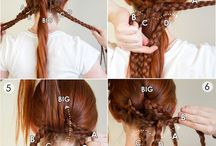 Braids and norse hairstyles