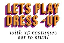 Be-witching DIY Halloween Costumes / Want to dress up this Halloween but don't want to break the bank? Check out our round-up of 5 sexy, and thrifty, Halloween costume ideas. / by Smart & Sexy
