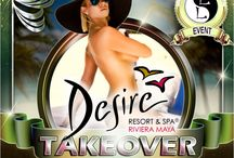 Exclusive Takeover - March 04-11,2017 - Desire Resort and Spa / Exclusive Takeover - March 04th-11th, 2017  Desire Resort and Spa - Riviera Maya  Join our group and discover Desire Resort and Spa in a new way. The universe of the sensual and erotic will meet on our exclusive takeover.