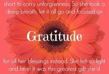 Gratitude Changes Your Life